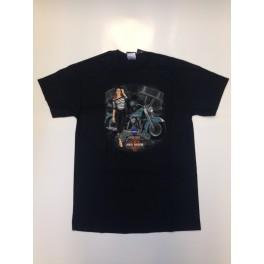 Harley Davidson t-shirt, wzór 6, rozmiar M