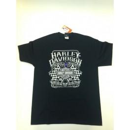 Harley Davidson t-shirt, wzór 7, rozmiar L