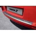 Listwa ochronna tylnego zderzaka, Mazda 2 DY (Facelift), D375-V4-080F-S2