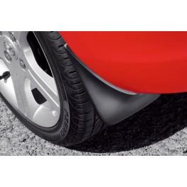 Chlapacze tylne gumowe, czarne, Mazda 2 DY (Facelift), D376-V3-460F