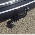 Hak holowniczy stały, Mazda 2 DY (Facelift), DD10-V3-920