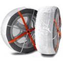 AutoSock Wspomaganie jazdy zimą Rozmiar 600, Mazda 2 DY (Facelift) 05-06, 4100-78-548