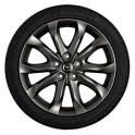 """Felga aluminiowa 18"""" wzór 152a, Mazda 3 BM Sedan/ 5-drzwiowy Hatchback 2013+, B45B-V3-810 -CN"""