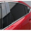 Nakładki na słupki A, B oraz C, Mazda 6 GJ Combi 2012+, G44N-V3-070
