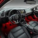 Podświetlenie powitalne, Mazda 6 GJ Sedan/ Combi 2012+, C832-V7-050B