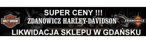 Wyprzedaż Harley Davidson
